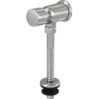 Кнопочный сливной вентиль для писсуара