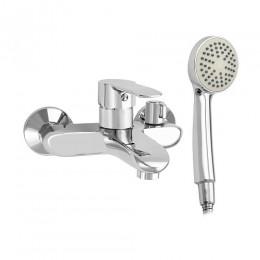 BIANCO - Смеситель в ванную , шаровый, короткий нос 3709