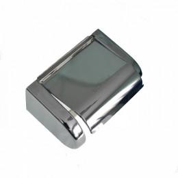 BRIMIX - Держатель туалетной бумаги с экраном модель премиум 79903