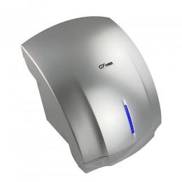 GFmark - Сушилка для рук , корпус пластик АБС цвет сатин хром + хром ,с неоновой подсветкой , КЛАССИКА 1800W 6980