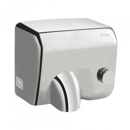GFmark - Сушилка для рук , скоростная , с поворотным соплом , антивандальная корпус из нержавеющей стали , матовая 2300W 6956