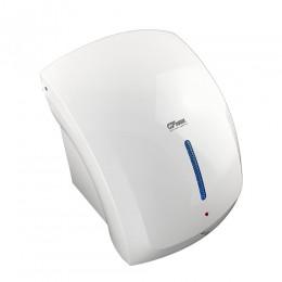 GFmark - Сушилка для рук , корпус пластик АБС цвет белый ,с неоновой подсветкой , КЛАССИКА 1800W 6930