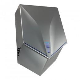 GFmark - Сушилка для рук , модель V-windblade - ПРЕМИУМ 1000W цвет сатин хром 6860s