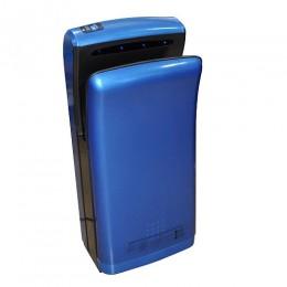 BRIMIX - Сушилка для рук погружная , высокоскоростная бизнес класса, корпус пластик АБС , цвет сатин синий 1200W 6992