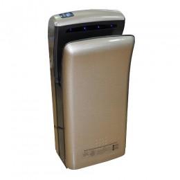 BRIMIX - Сушилка для рук погружная , высокоскоростная бизнес класса, корпус пластик АБС , цвет сатин ЗОЛОТО 1200W 6991