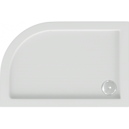 Поддон «Селфи» 1200х800 правый без слива, экрана, установочного комплекта