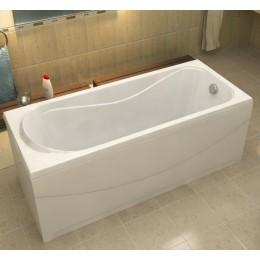Акриловая ванна BAS Атланта 170х70 без гидромассажа, с каркасом