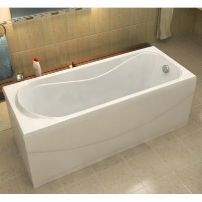 Купить Акриловая ванна BAS Атланта 170х70 без гидромассажа, с каркасом