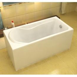 Акриловая ванна BAS Бриз 150x75 без гидромассажа, с каркасом