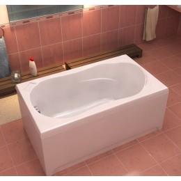 Акриловая ванна BAS Кэмерон 120х70 без гидромассажа с каркасом