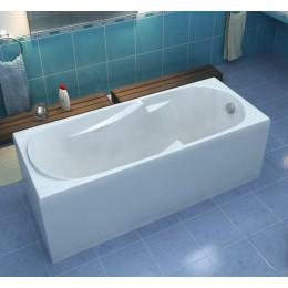 Акриловая ванна BAS Мальдива 160х70 без гидромассажа стандарт