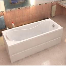 Акриловая ванна BAS Стайл 160х70 без гидромассажа, с каркасом