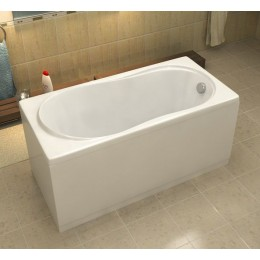 Акриловая ванна BAS Тесса без гидромассажа стандарт