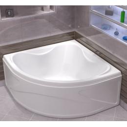 Акриловая ванна BAS Риола 135x135 без гидромассажа, с каркасом