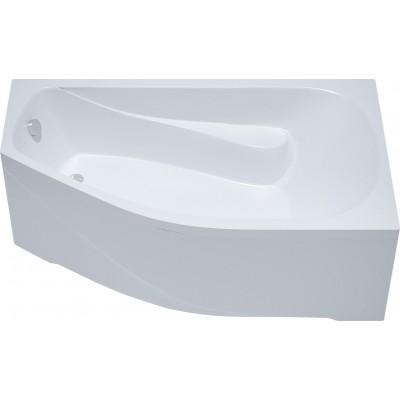 Ванна акриловая Triton Скарлет левая 1670*960