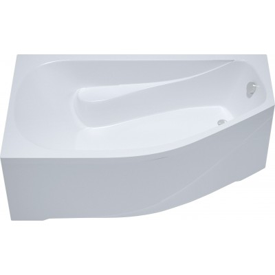 Ванна акриловая Triton Скарлет правая 1670*960