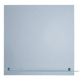 САНАКС - Зеркало обычное ,квадратное, 500х500мм, полка 500мм 40151