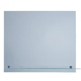 САНАКС - Зеркало обычное ,прямоугольное, 600х500мм, полка 600мм 40131
