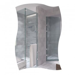 САНАКС - Зеркало обычное 385х580 мм , волна 45701